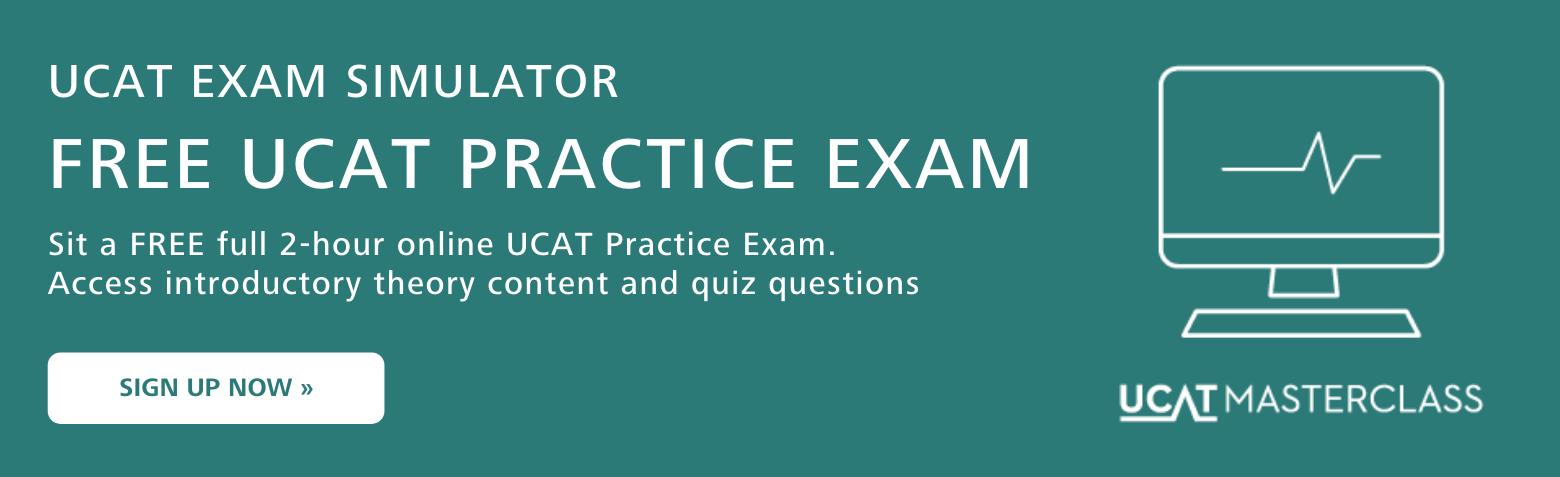 CTA - Sign up UCAT Masterclass